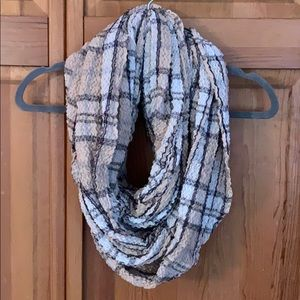 BCBG Generation Plaid Scarf